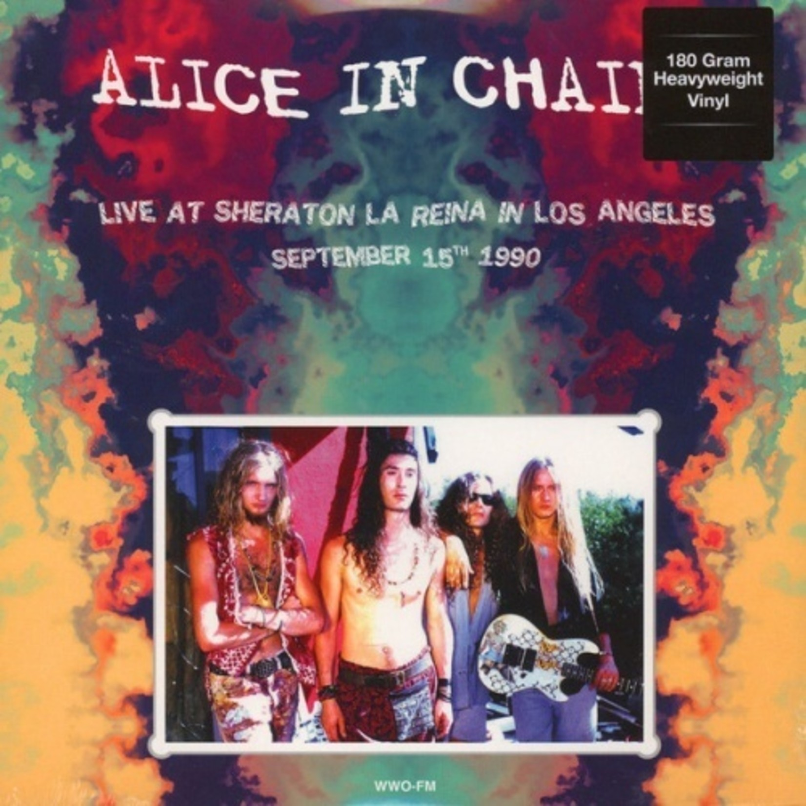 Vinyl Alice In Chains - Live at Sheraton La Reina Sept 15th, 1990
