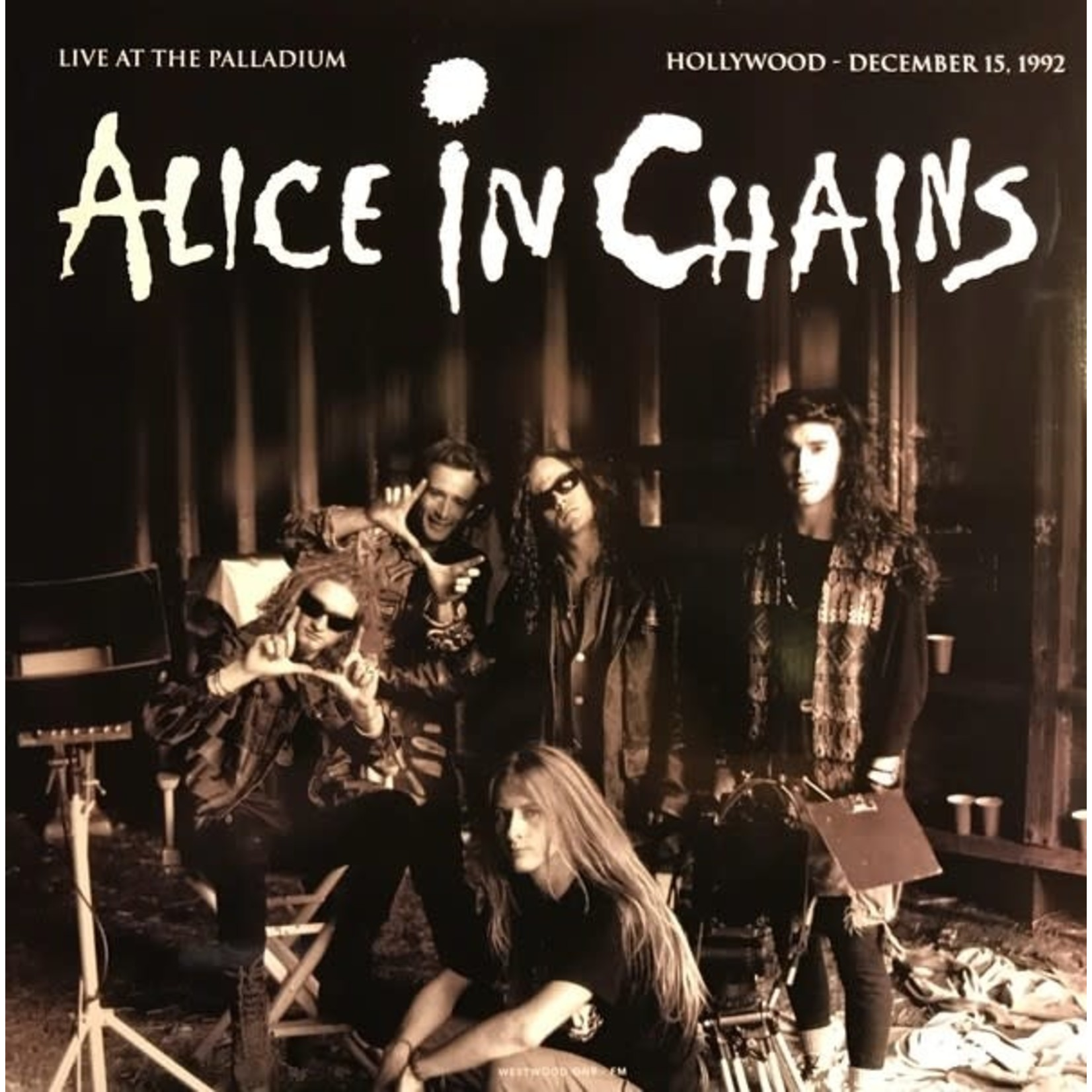 Vinyl Alice In Chains - Live At The Palladium, Hollywood  Dec 15th, 1992