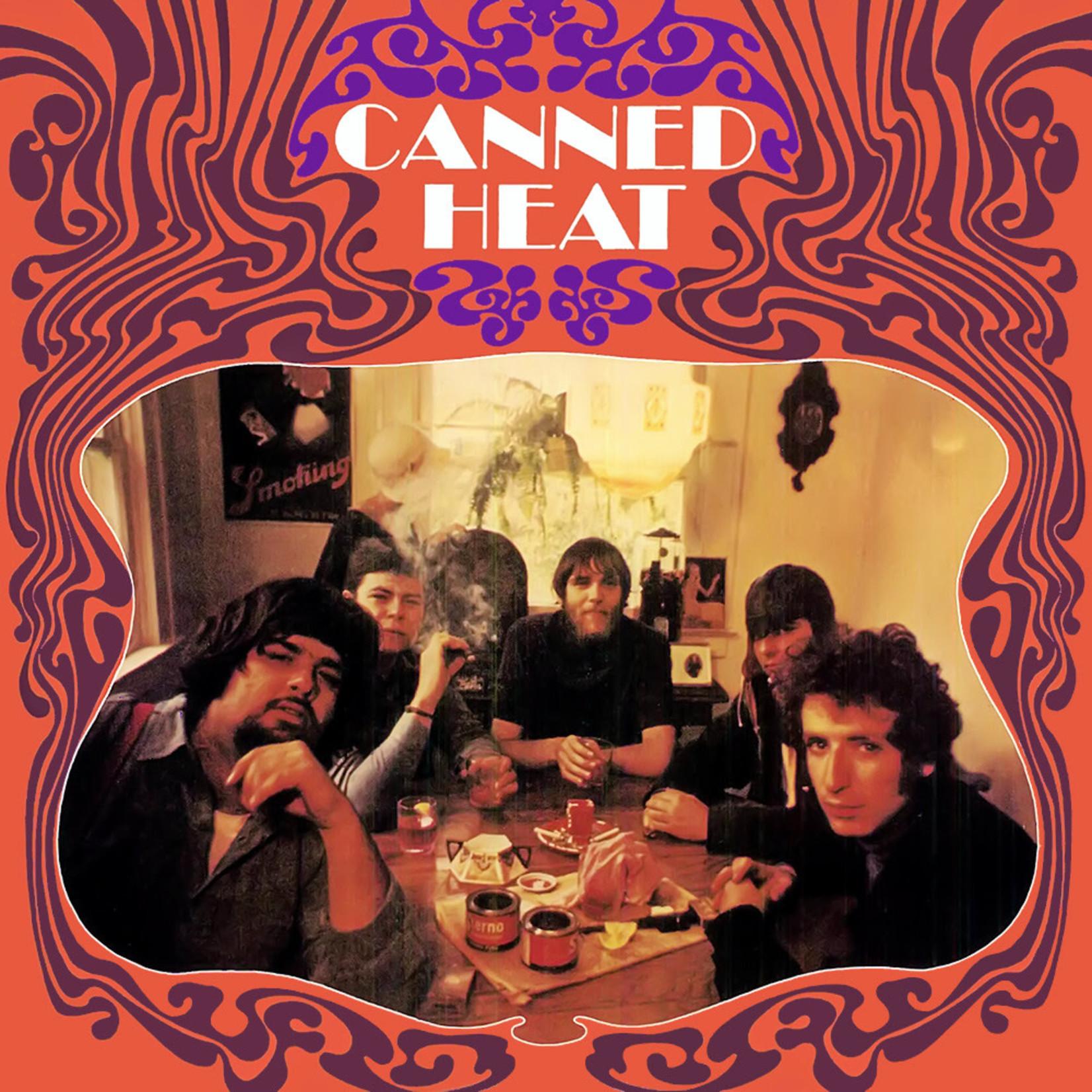 Vinyl Canned Heat - S/T