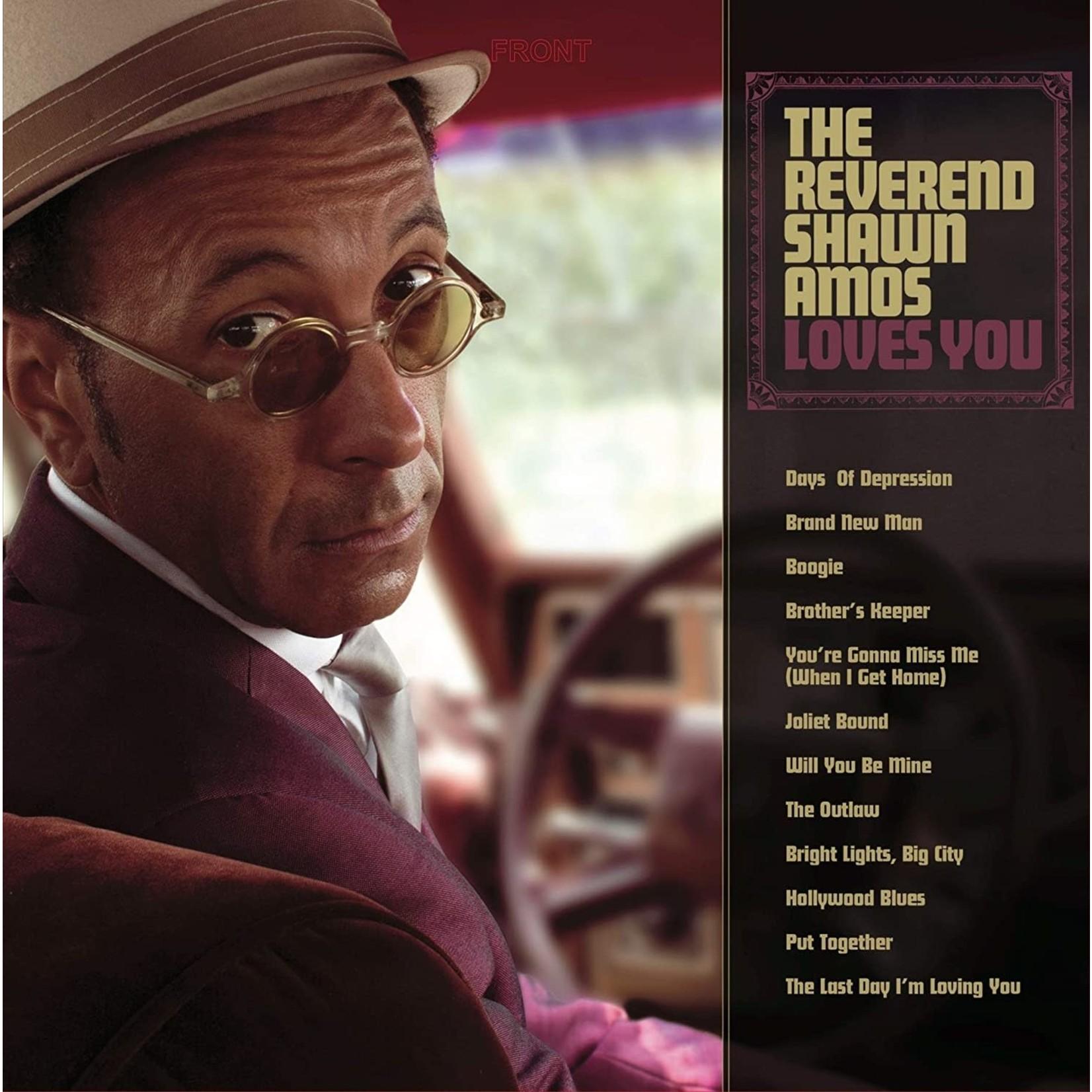 Vinyl Reverend Shawn Amo - Loves You