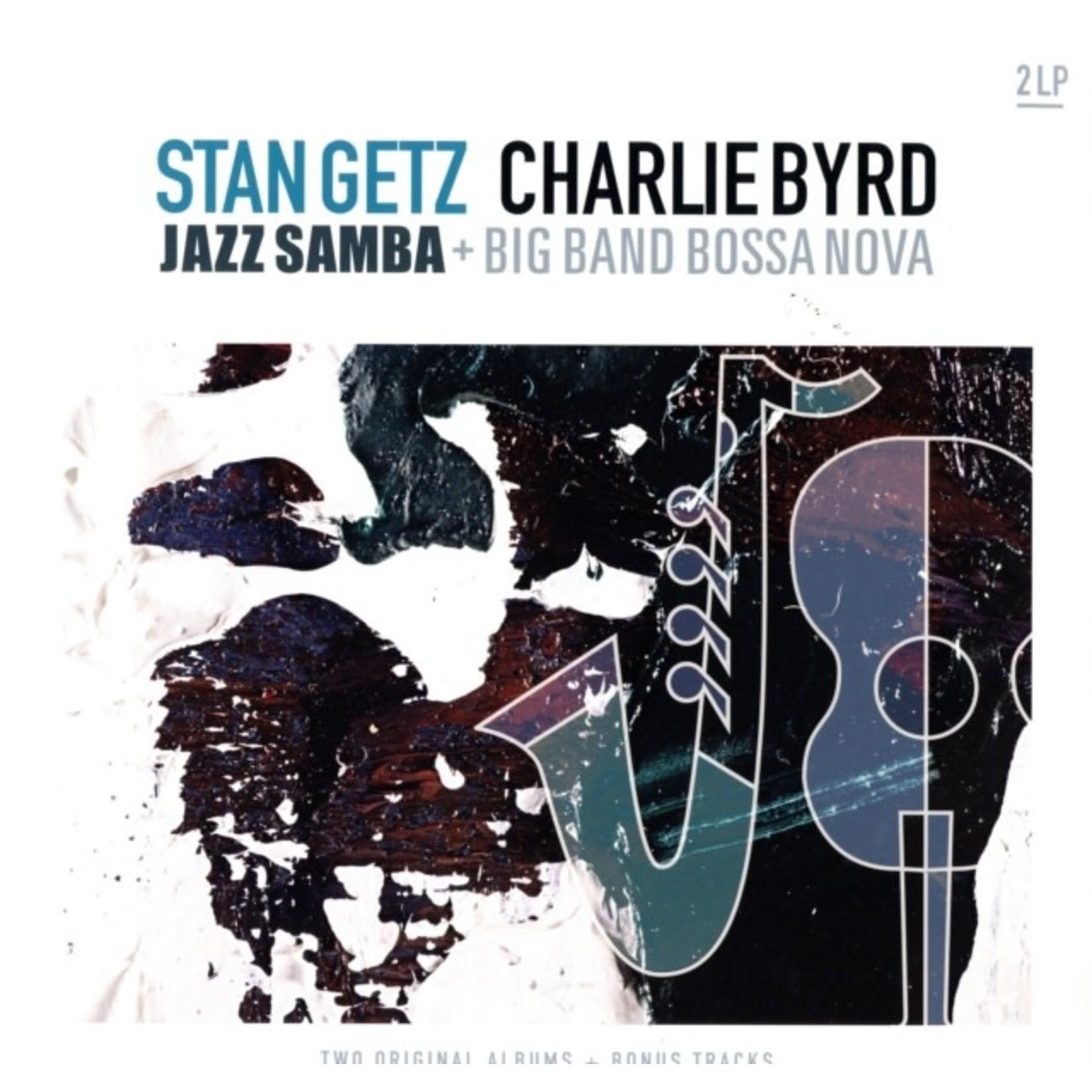 Vinyl Stan Getz/Charlie Parker - Jazz Samba + Big Band Bossa Nova  2LP