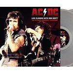Vinyl AC/DC - Live Classics with Bon Scott (2lp - Grey Vinyl)