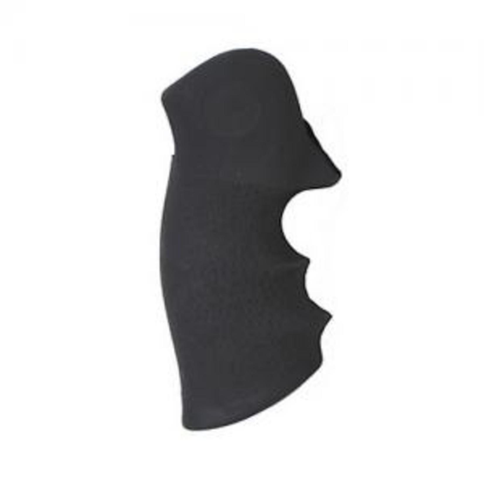 10000 Monogrip Rubber Grips-S&W K L Frame-Sq Butt W/Finger