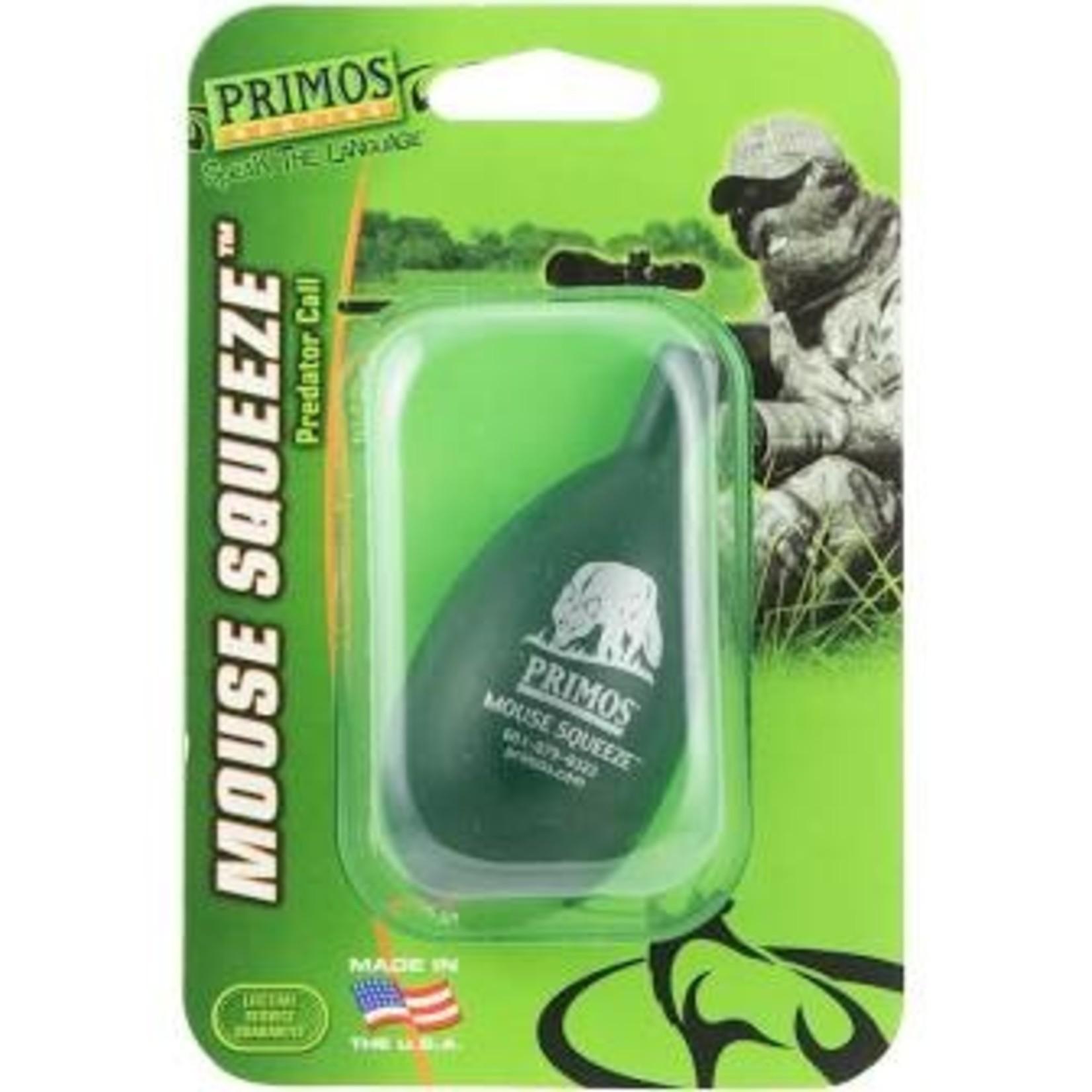 Mouse Squeeze Predator Distress Call