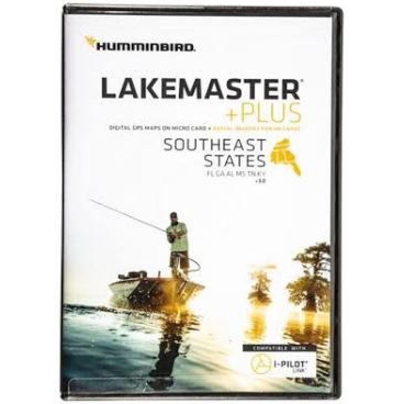 humminbird lake master south
