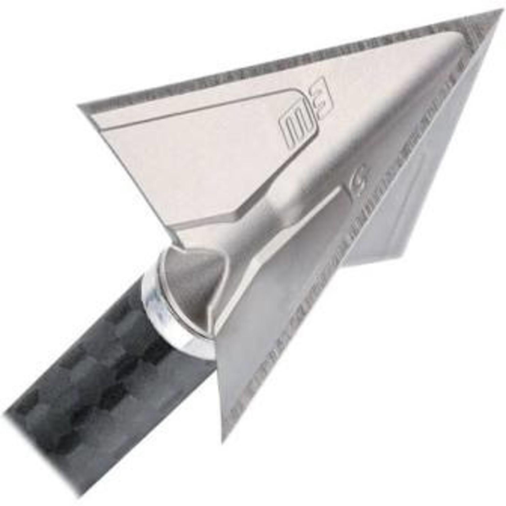 G5 Montec M3 3-Blade Fixed-Blade Broadhead
