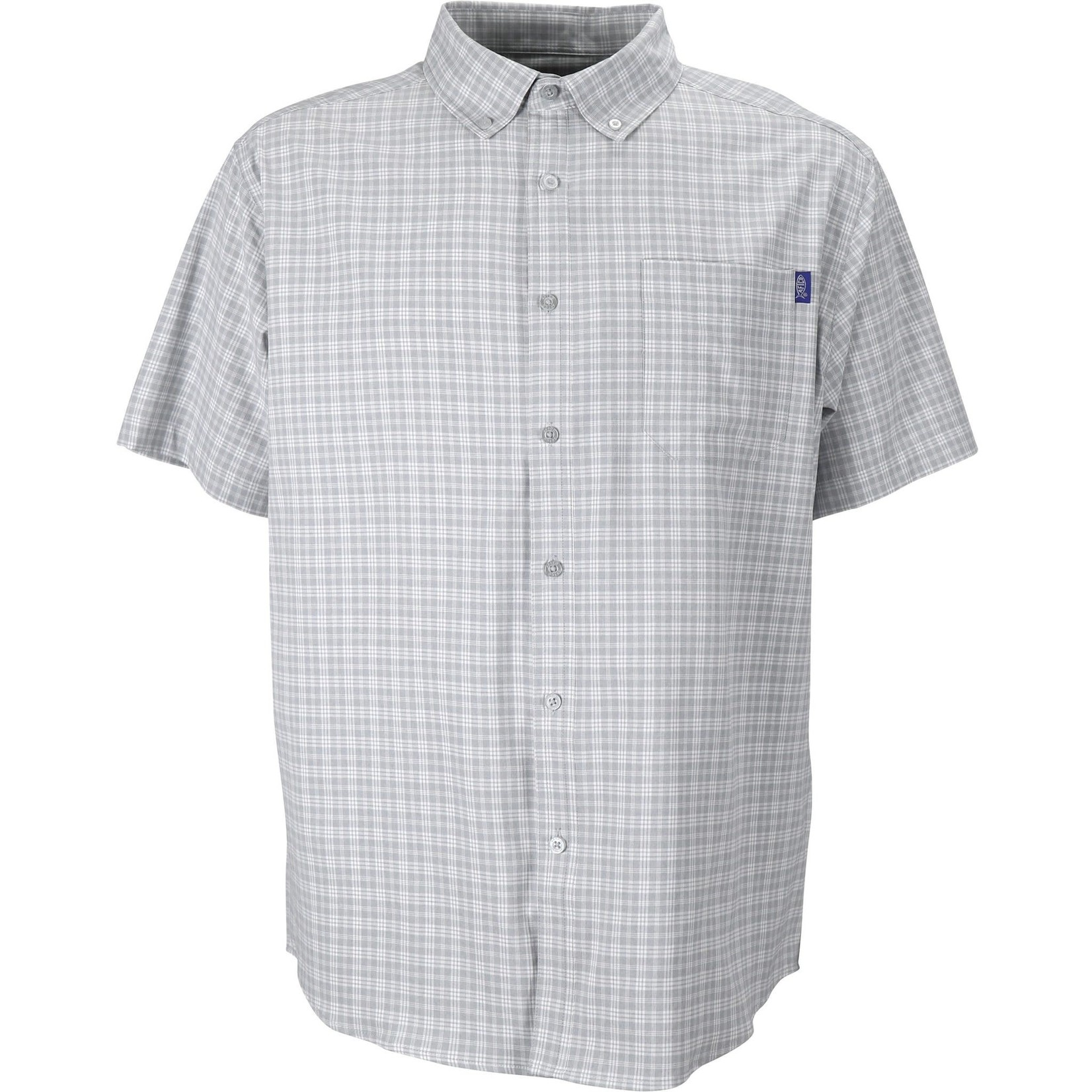 AFTCO DORSAL SS BUTTON DOWN SHIRT