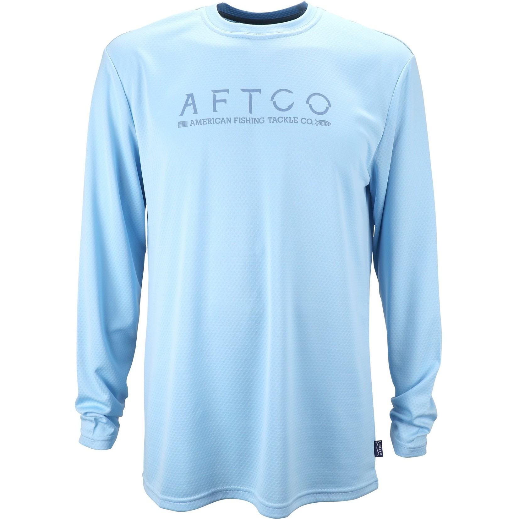 AFTCO Overhead Air O Dobby LS Performance Shirt