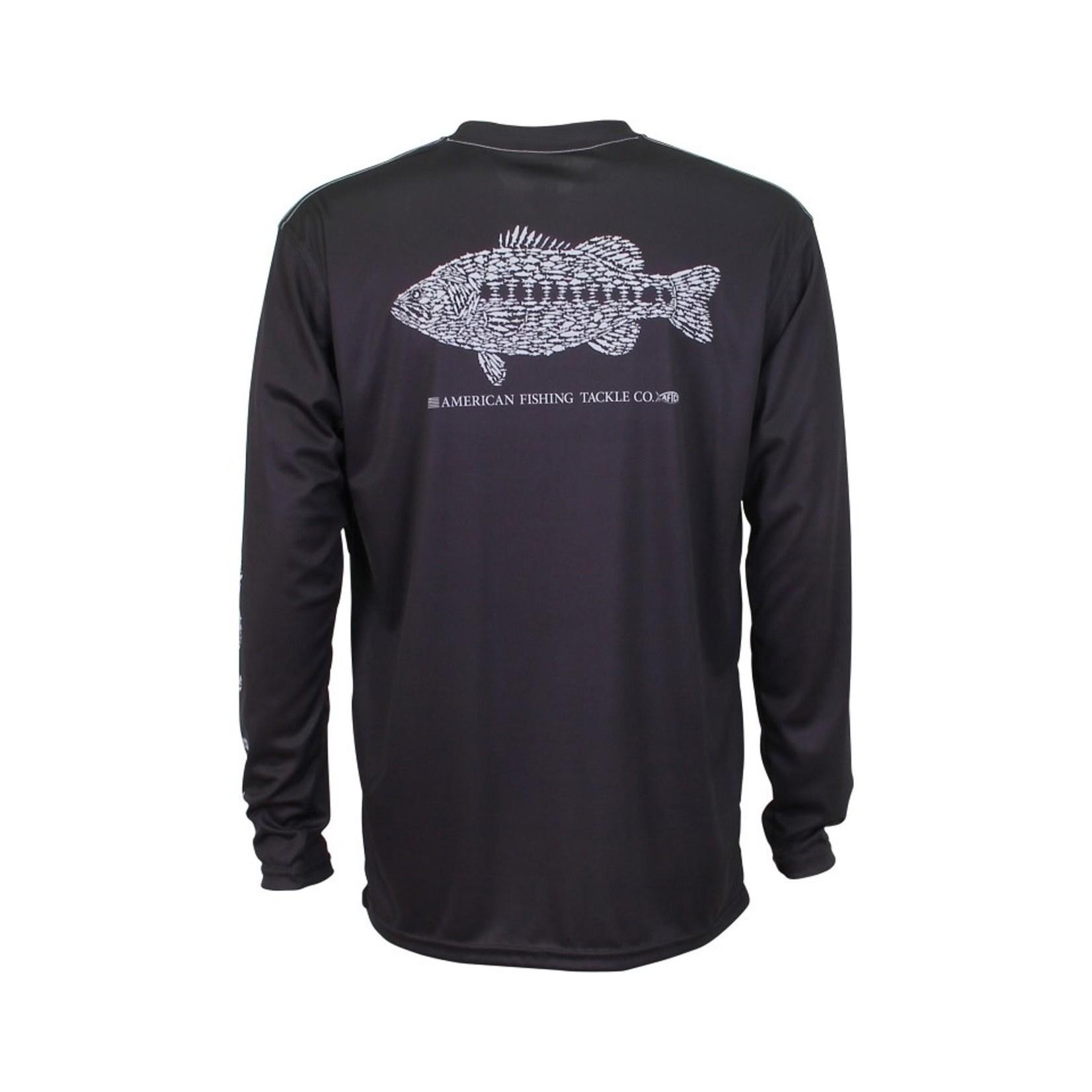 AFTCO Rough Metal Long Sleeve Performance Shirt