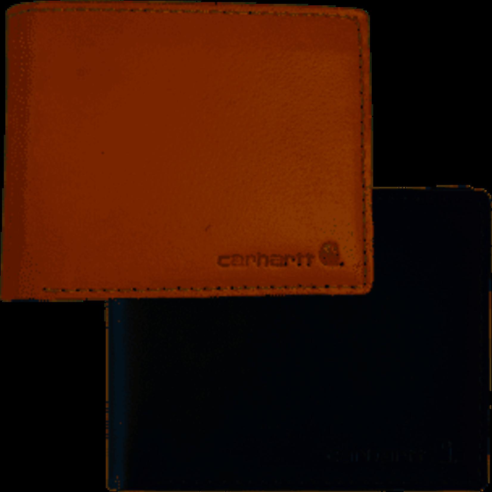 Carhartt Rough Cut Bi-Fold Wallet Tan