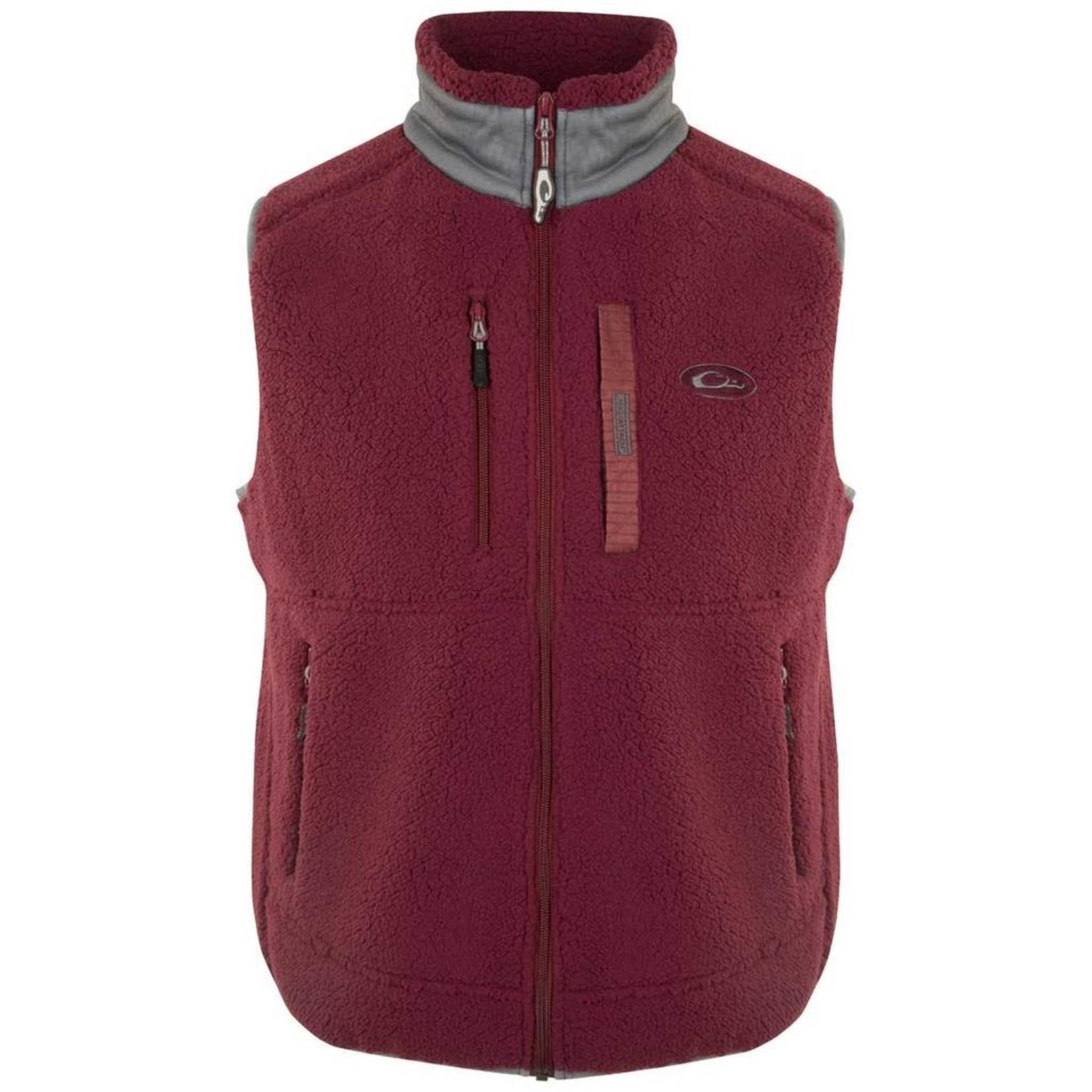 Drake Waterfowl Men's Fleece Layering Vest