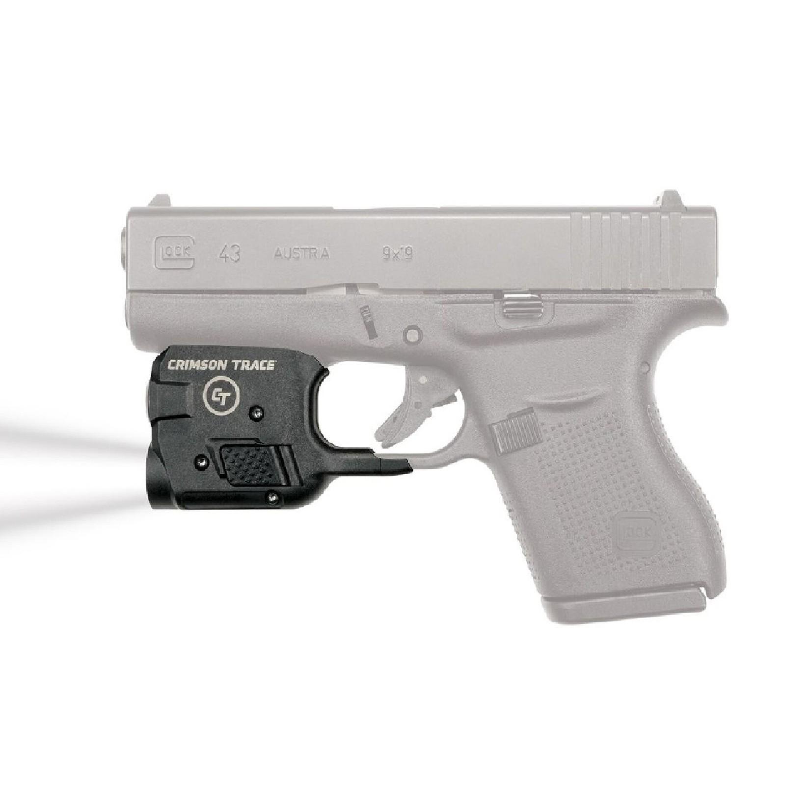 Crimson Trace LTG-773 Lightguard for Glock G42 G43 G43X G48 (LTG-773)