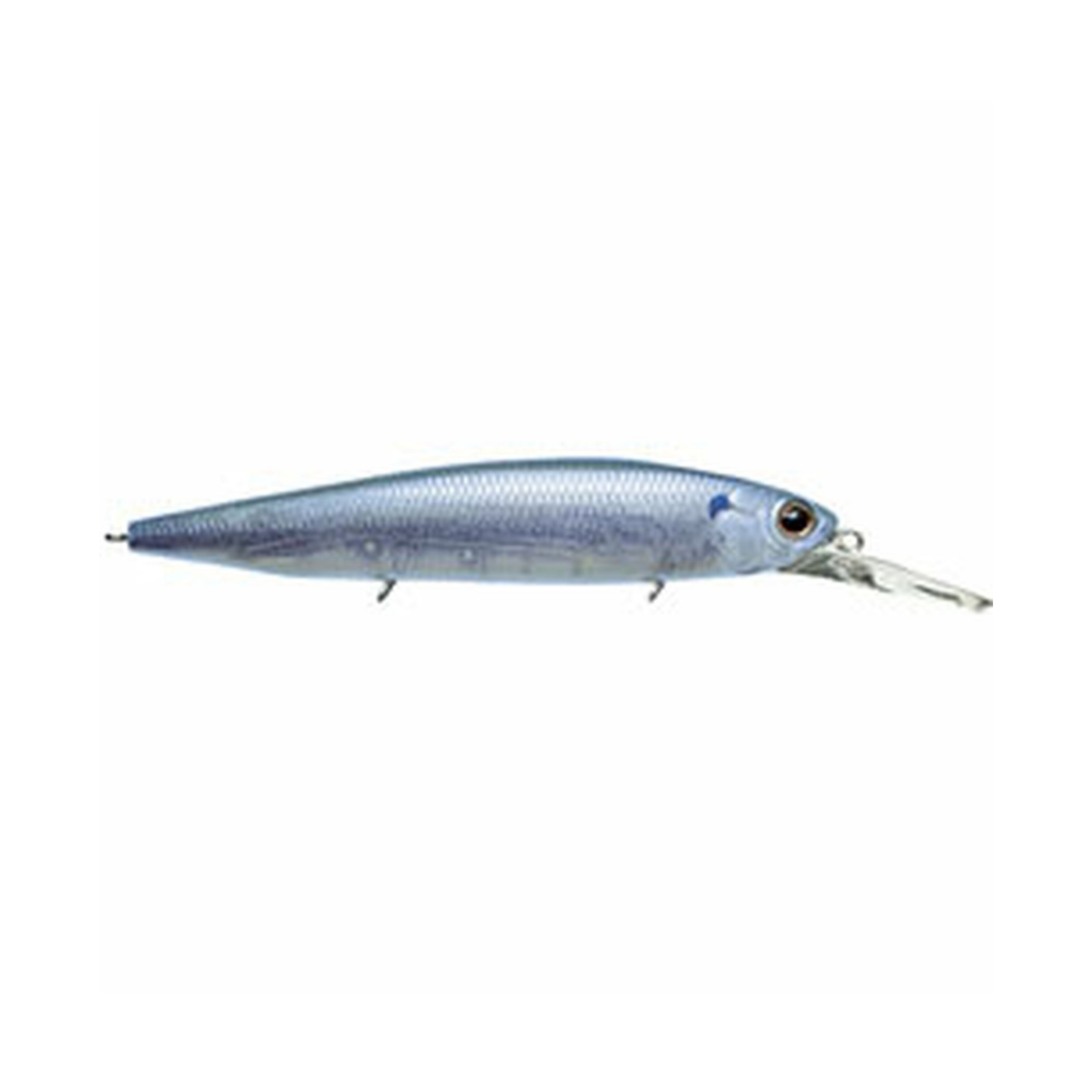 "Evergreen 1/2"", 5/8 oz, Striped Shad Evergreen FA-115-274 Jerk Bait, 4"