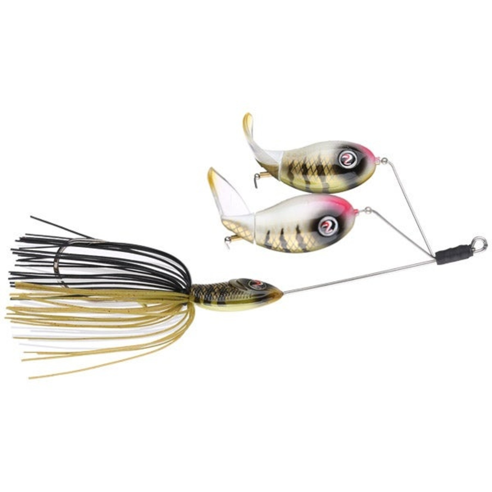 River2Sea River2Sea Double Plopper Buzzbaits