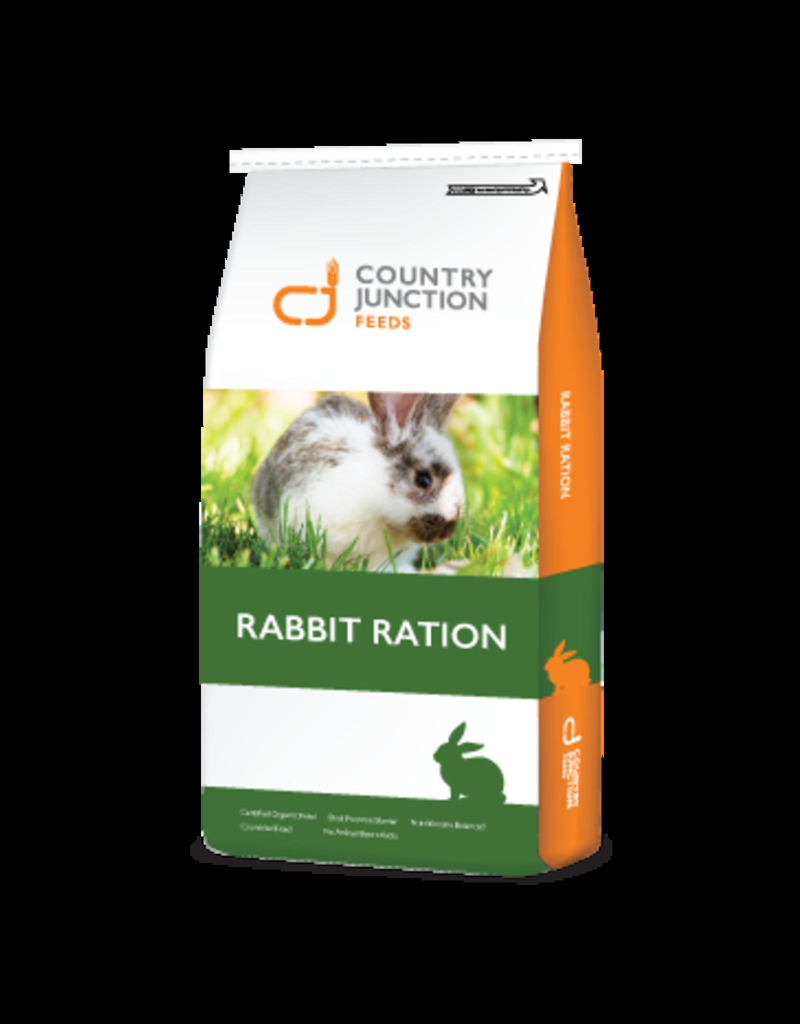 Country Junction Feeds Rabbit Ration - Pellet 20kg