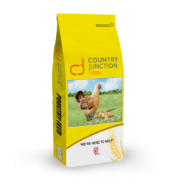 Country Junction Feeds 17% Layer Ration 20kg