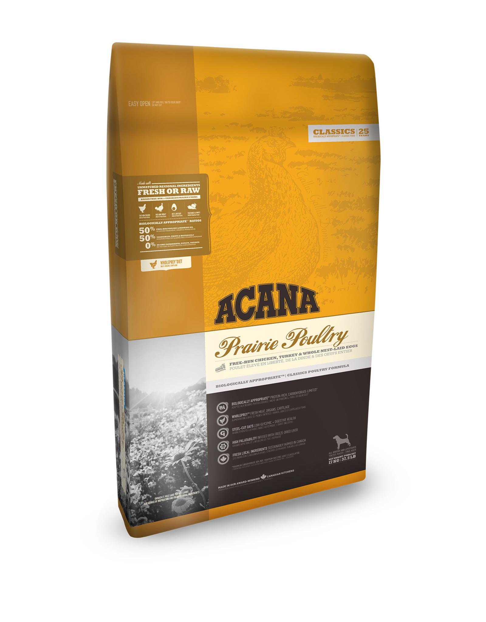Acana Acana Classics Prairie Poultry