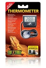 EXO-TERRA Exo Terra Digital Thermometer w/Probe, C&F