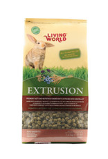 LIVING WORLD Living World Rabbit Extrusion, 3 lb  (60574)