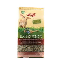 LIVING WORLD Living World Rabbit Extrusion, 3 lb  (60574)