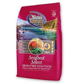 NUTRISOURCE NUTRISOURCE Seafood Select Salmon GF 30lb