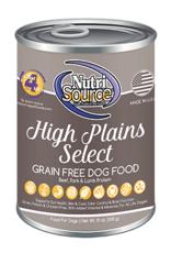 NUTRISOURCE NUTRISOURCE GF High Plains Select Can 13oz