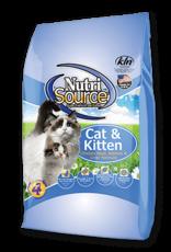 NUTRISOURCE NURTISOURCE CAT & Kitten Chicken/Salm/Liver 16lb