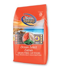 NUTRISOURCE NUTRISOURCE CAT Ocean Select GF 15 lb