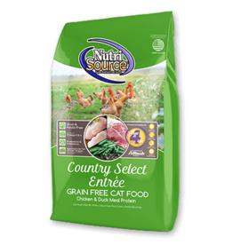 NUTRISOURCE NUTRISOURCE CAT Country Select GF 6.6lb