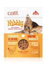 CATIT Catit Nibbly Cat Treats - Chicken Flavour - 90 g (3.2 oz)