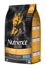 NUTRIENCE Nutrience Grain Free Subzero Fraser Valley Formula for Small Breed - 5 kg (11 lbs)