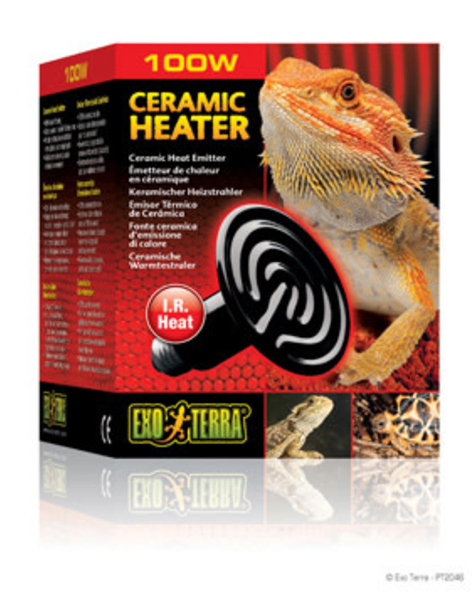EXO-TERRA Exo Terra Ceramic Heater - 100 W