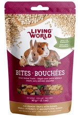 LIVING WORLD LW Small Animal Quinoa Bites, 1.7 oz
