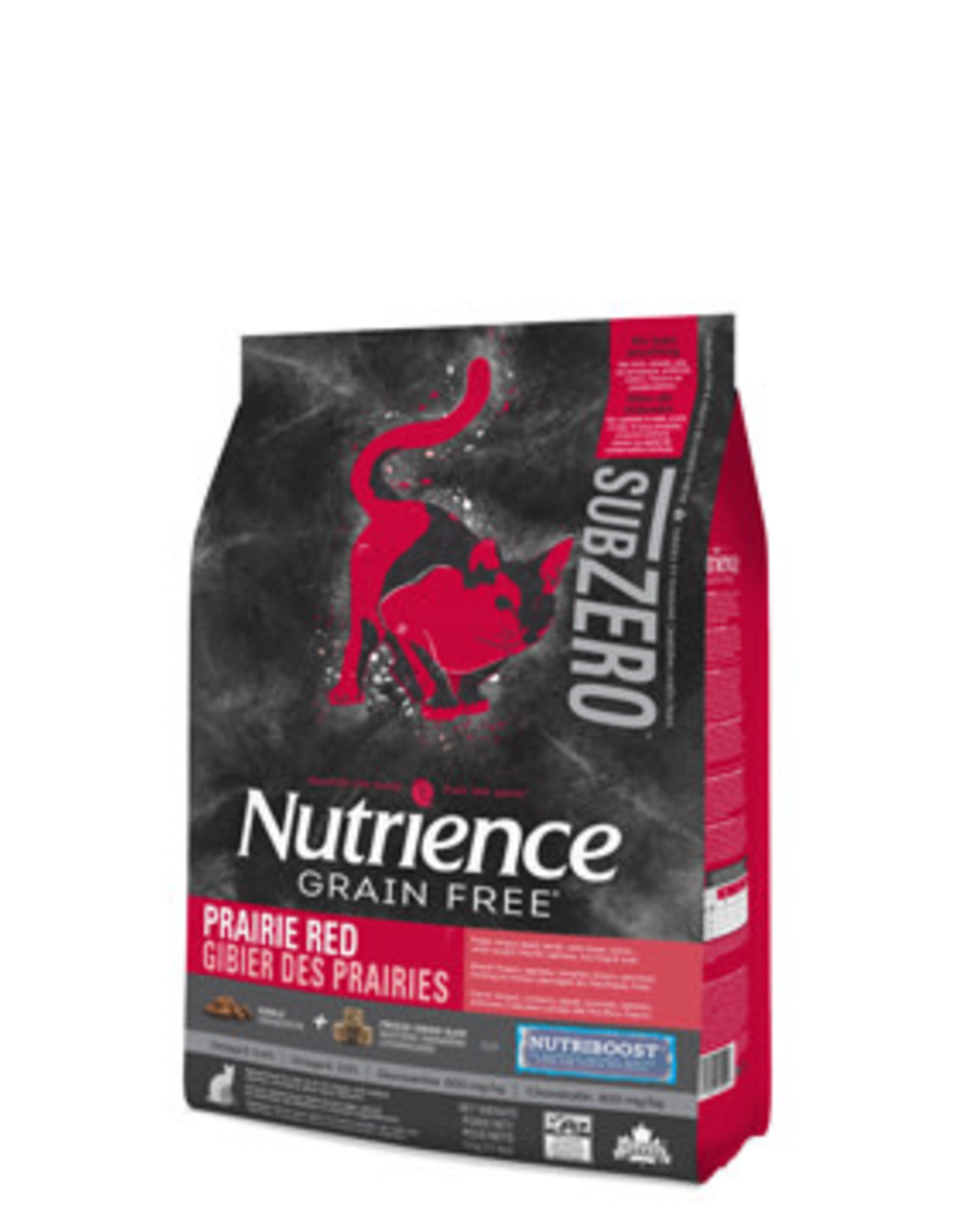 NUTRIENCE Nutrience Grain Free Subzero for Cats - Prairie Red - 5 kg (11 lbs)