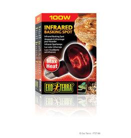 EXO-TERRA Exo Terra Infrared Basking Spot Lamp, 100W