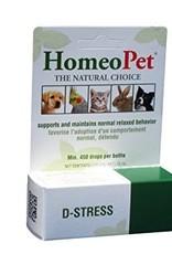 HomeoPet HomeoPet D-Stress 15ML