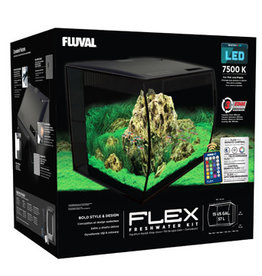 Fluval Fluval FLEX Aquarium Kit - 57 L (15 US gal)