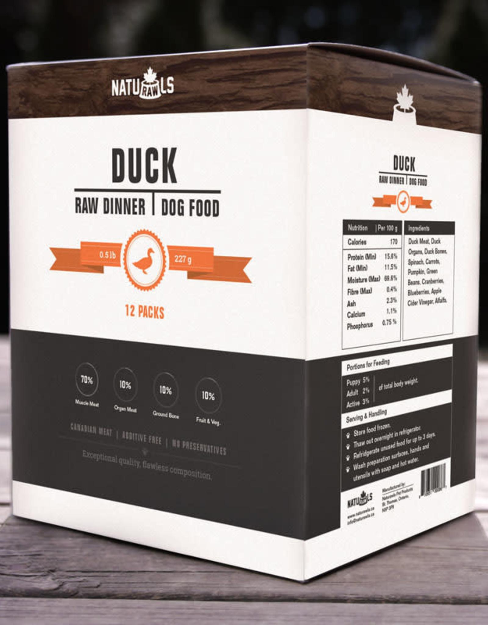 Naturawls Naturawls Raw Duck