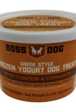 Boss Dog Frozen-Yogurt Pumpkin & Cinnamon 104ml