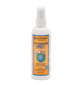 EARTH BATH earthbath Deodorizing Spritz Vanilla & Almond 8 oz
