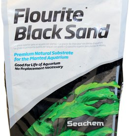 SEACHEM LABORATORIES FLOURITE BLACK SAND 7.7# (4)