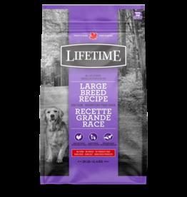 Lifetime LIFETIME DOG LARGE BREAD CHICKEN & OATMEAL 11.4kg