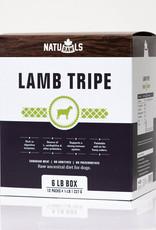 Naturawls Naturawls Raw Lamb Tripe 12/227GM