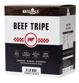 Naturawls Naturawls Raw Beef Tripe 12/227GM (6lbs)
