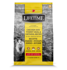 Lifetime TROUW NUTRITION LIFETIME CAT CHICKEN/TURKEY/OATMEAL 6.5kg