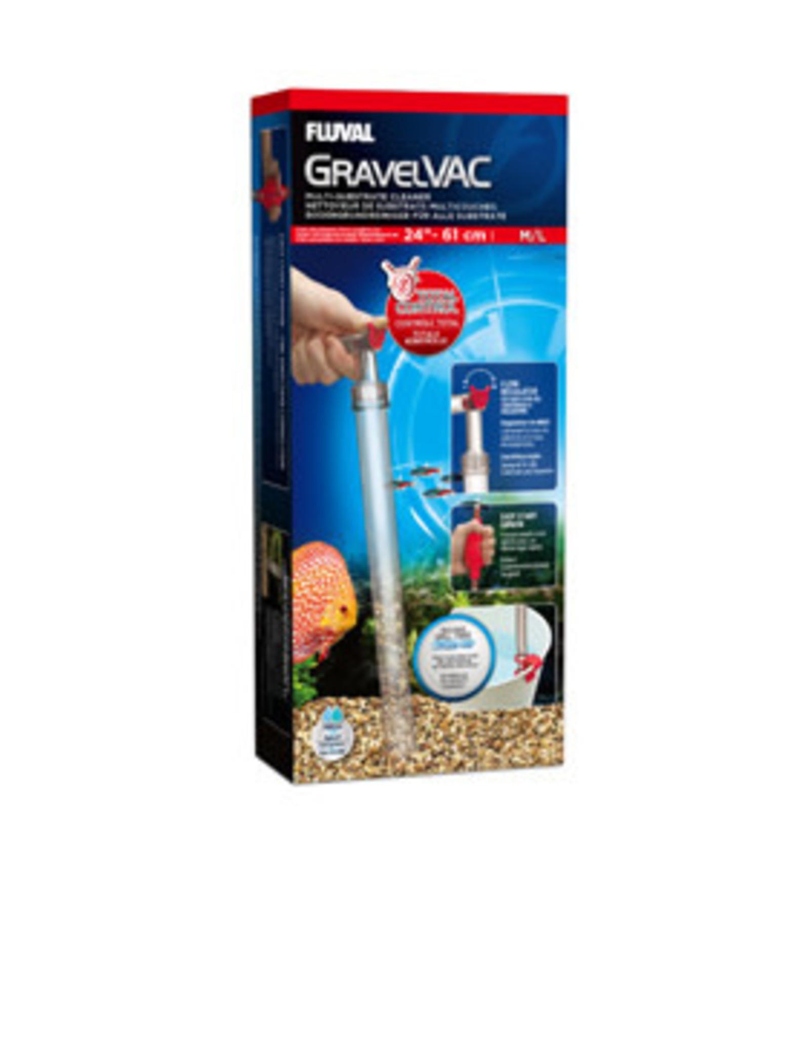Fluval Fluval Gravel Vac Multi-Substrate Cleaner - Medium / Large