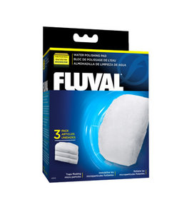 Fluval Polishing Pad for 104/105/106 and 204/205/206 - 3 pieces