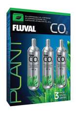 Fluval Fluval 95 g CO2 Disposable CO2 Cartridges - 3 pack