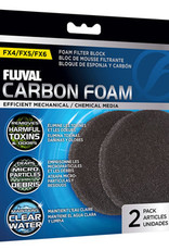 Fluval Carbon Foam Pads - 2 pack
