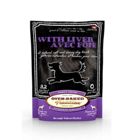 Oven-Baked Tradition Oven-Baked Tradition Dog Treat  Liver 8 oz